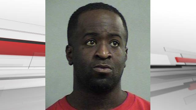 Joshua Johnson surrendered peacefully around 9:21 a.m. on April 23 after a 2-1/2 hour standoff with police.