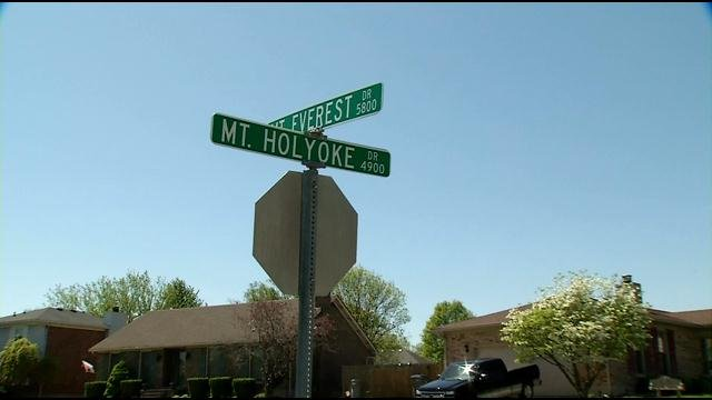 Police made two drug busts on two streets in two nights in a quiet south Louisville neighborhood.