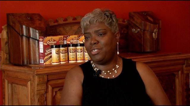 Kidney failure, a heart attack, and twelve surgeries can't stop Catrina Hill. Hill is the founder of Catrina's Kitchen, a southern spice company based in Louisville, Kentucky.