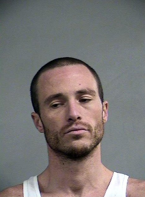Clayton Blevins (Source: Louisville Metro Corrections)
