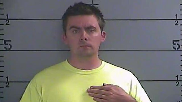 Matthew Browning (Source: Oldham County Detention Center)