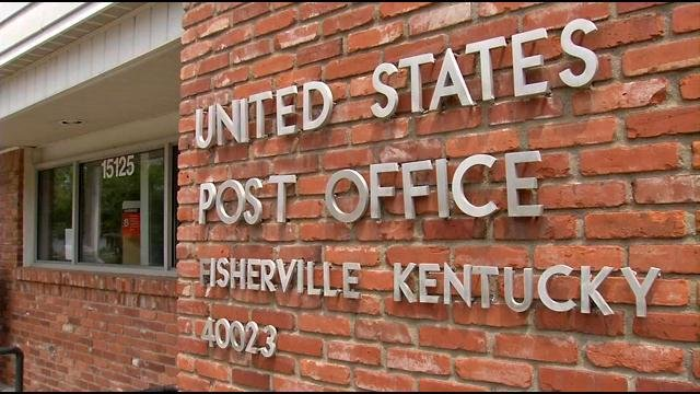 United States Postal Service spokesperson David Walton says spiders were found during a recent inspection.