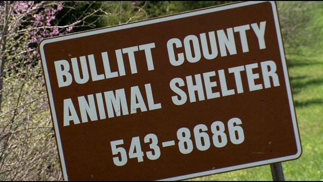 Kentucky State Police are investigating the Bullitt County Animal Shelter.