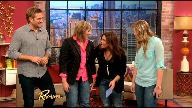 Footage from program courtesy: The Rachael Ray Show.