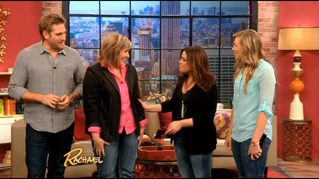 Heth Washington Elementary School Principal Nissa Ellett appeared on Rachel Ray on May 8 to receive recognition for raising thousands of dollars to buy shoes for her low income students.