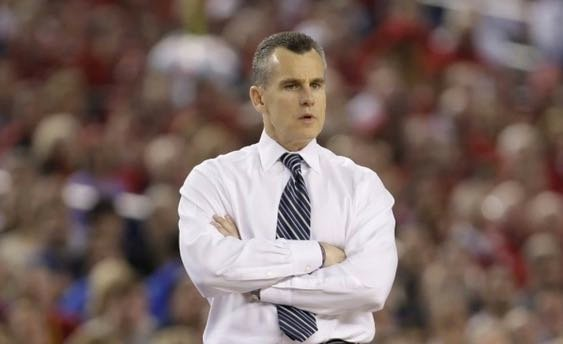 Yes, I do understand why Billy Donovan left Florida for Oklahoma City.