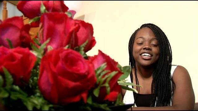Lashawn Ford never thought being a college graduate was possible, but she's about to graduate with four degrees.
