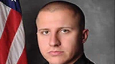 Officer Kyler Wright (Source: Bardstown Police Department)