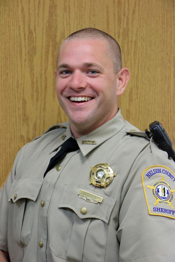 Deputy Brian Voils