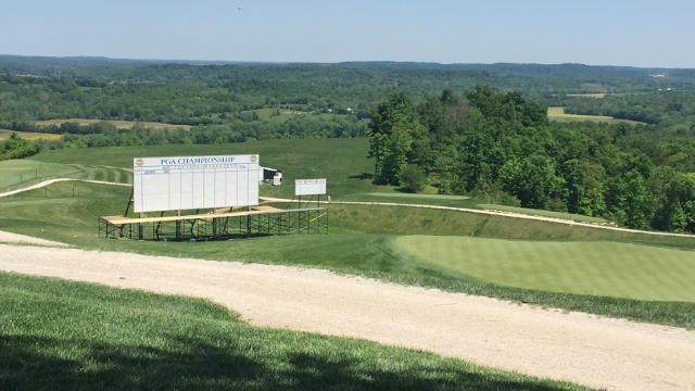 Thanks to French Lick resort and a myriad of championship caliber golf courses, the PGA has once again chosen the small town for a big event.