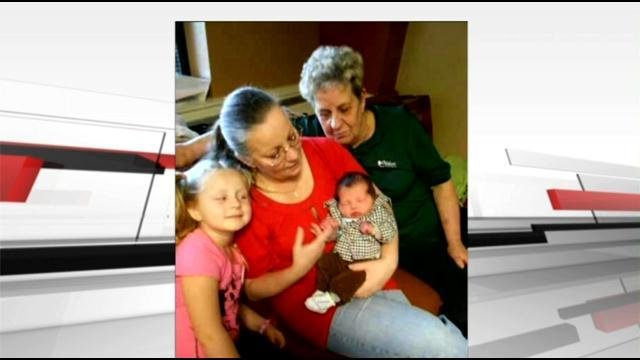 Doris Wise was in the I-64 Shelby County crash Wednesday, the only casualty.