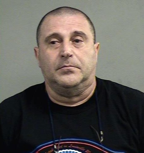 Thomas F. Militello (Source: Louisville Metro Corrections)