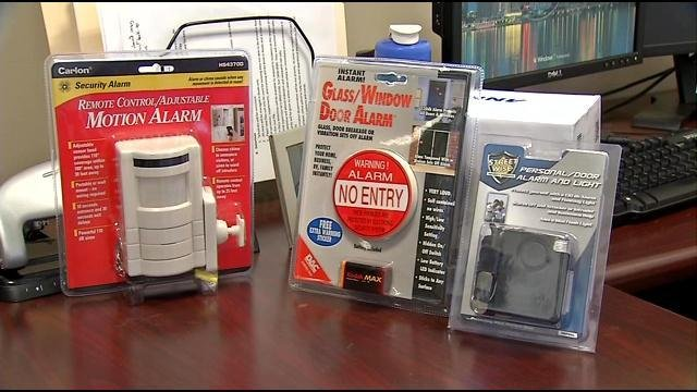 Tools LMPD will be giving out to help citizens prepare for possible burglars.