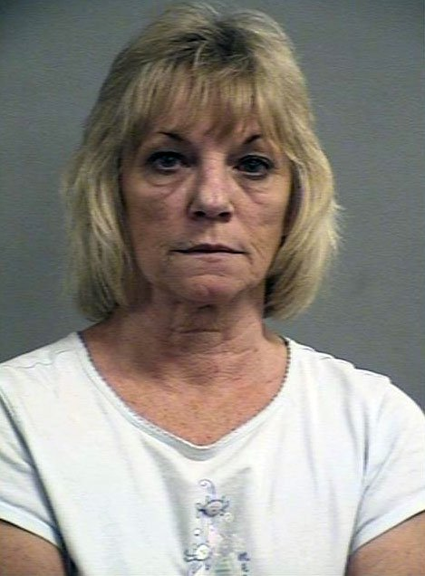 Paula Oppel (Source: Louisville Metro Corrections)