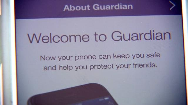 The app, called Rave Guardian, will offer tech-based safety tools to students.
