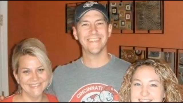 Officer Jason Ellis in a picture from his family.