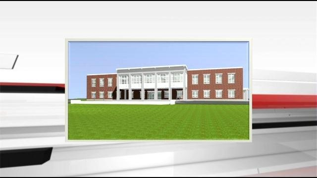 Rendering of that Norton Commons Elementary School will look like.
