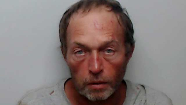 Billy Ray Green (source: Clark County Sheriff's Department)
