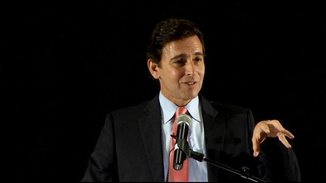 Even with lower gas prices, Ford Motor Company President and CEO Mark Fields told members of Greater Louisville Inc, Friday morning that fuel efficiency is still one of the most important factors customers think about when buying a new car.