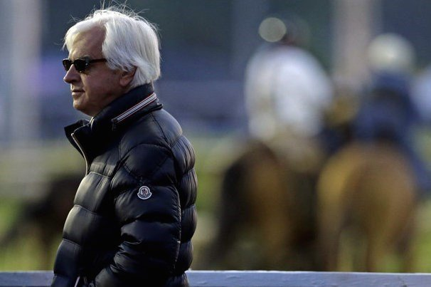 "Bob Baffert says he has ""mellowed"" heading into his fourth bid to win the Triple Crown. (AP photo)"