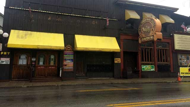 In a heartfelt goodbye posted online, the Phoenix Hill Tavern's owner says the club has operated continuously since 1976.