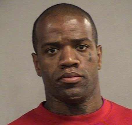 Charles L. Richardson (source: Louisville Metro Corrections)