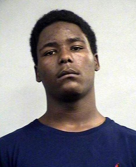 Rondarius Blue-Johnson (Source: Louisville Metro Corrections)