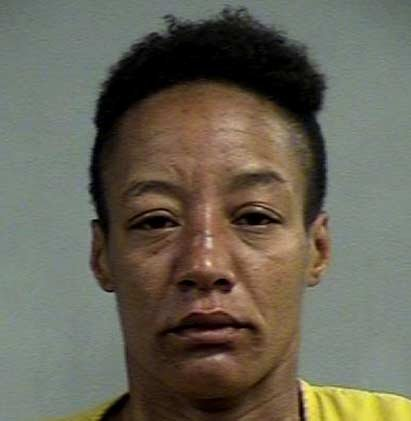 Ericka Suber (source: Louisville Metro Corrections)