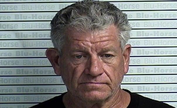 Randy Brownlee (Source: Graves County Jail)