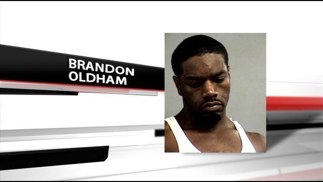 Brandon L. Oldham (source: Louisville Metro Corrections)