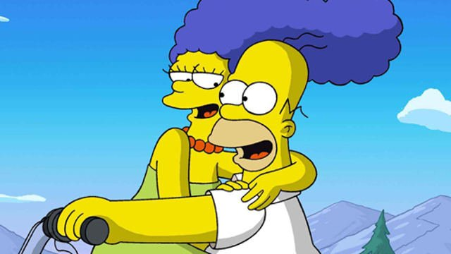 Homer and Marge Simpson (Photo Courtesy: FOX).