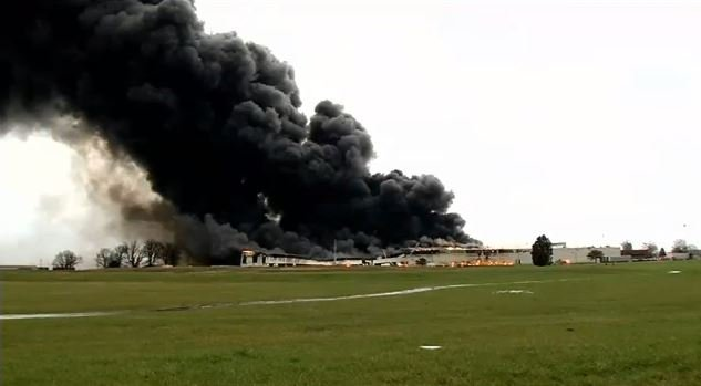 The April 3, 2015 fire at General Electric Appliance Park