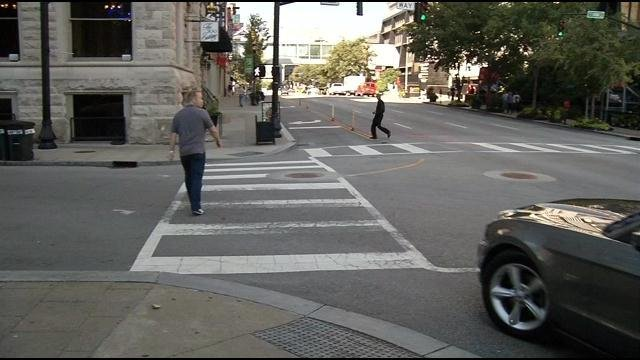 A $300,000 grant is supposed to help reduce the number of pedestrians killed in Louisville, but the number has already more than doubled this year compared to this time last year.