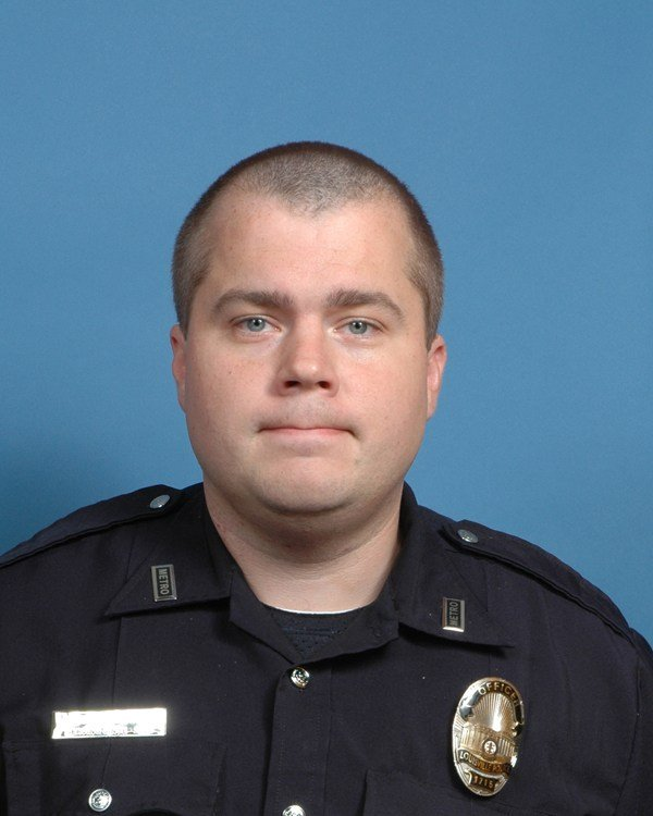 Officer Nathan Blanford