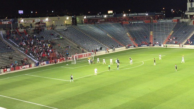 Chicago's late strike finds the back of the net in 116th minute.