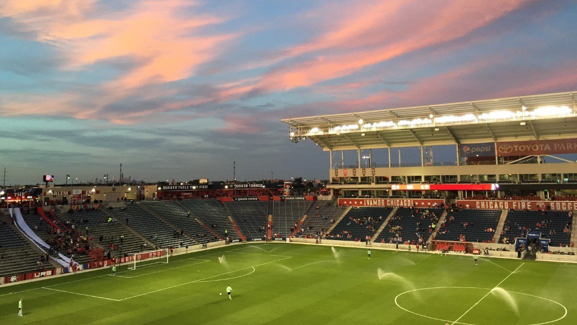 The sun set on Louisville City's inaugural U.S. Open Cup run, but coach James O'Connor felt his team had a lot to be proud of in their showing at Toyota Park.