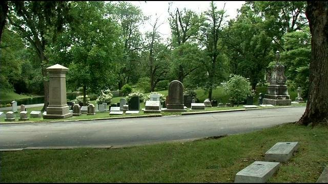Potential changes for the cemetery: a customer service center, which could entail chapel, reception center, and a history center, that would incorporate a technologically advanced center.