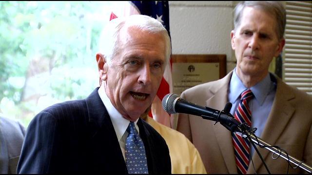 Former Kentucky Gov. Steve Beshear