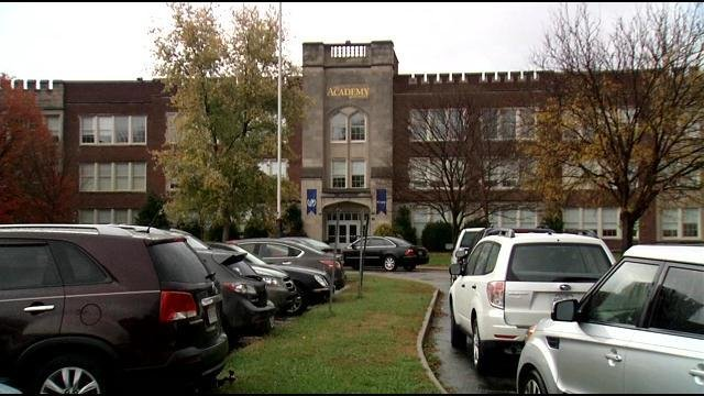 Academy @ Shawnee (WDRB News file photo)