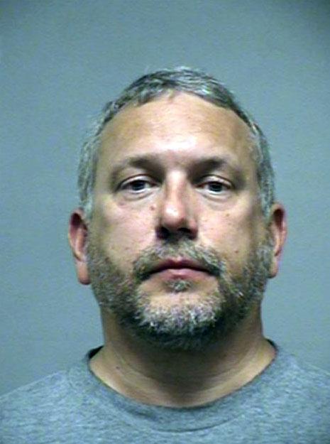 Matt Barkley (Source: Louisville Metro Corrections)