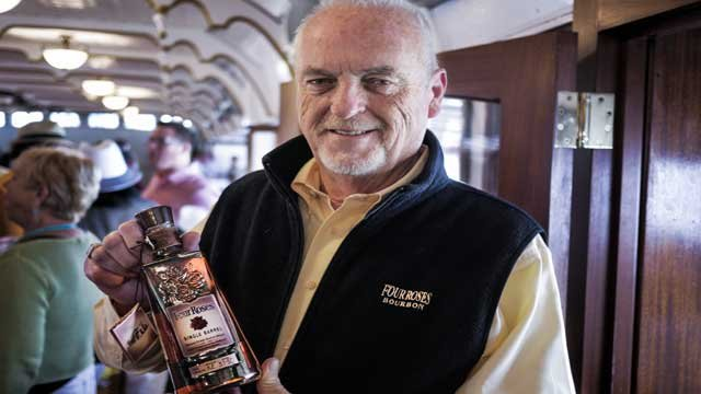 Jim Rutledge has been Master Distiller at Four Roses for more than 20 years.