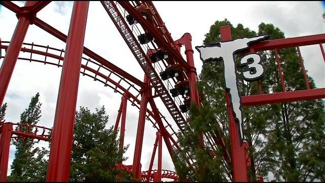 Kentucky Kingdom invested more than $2 million into T2 to create T3.