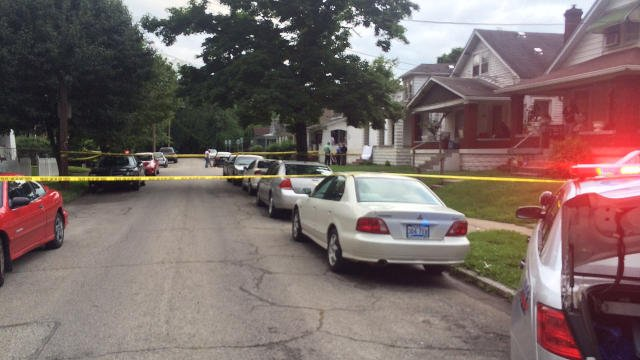 The call came in just before 7 p.m. and officers on scene found found one person shot.