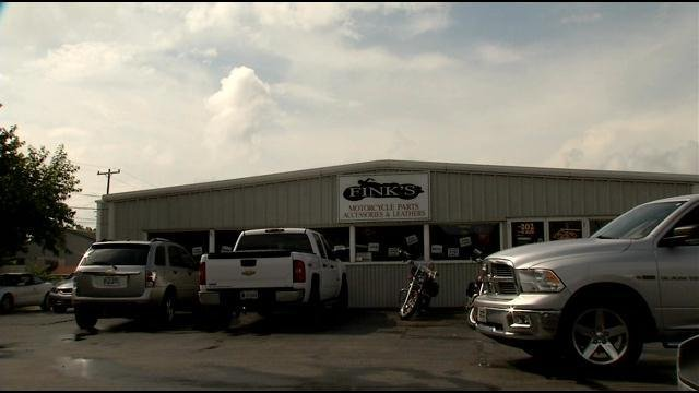 Fink's Motorcycle parts and accessories has been a staple in New Albany for nearly 50 years. But Sunday will mark it's last day open for business.