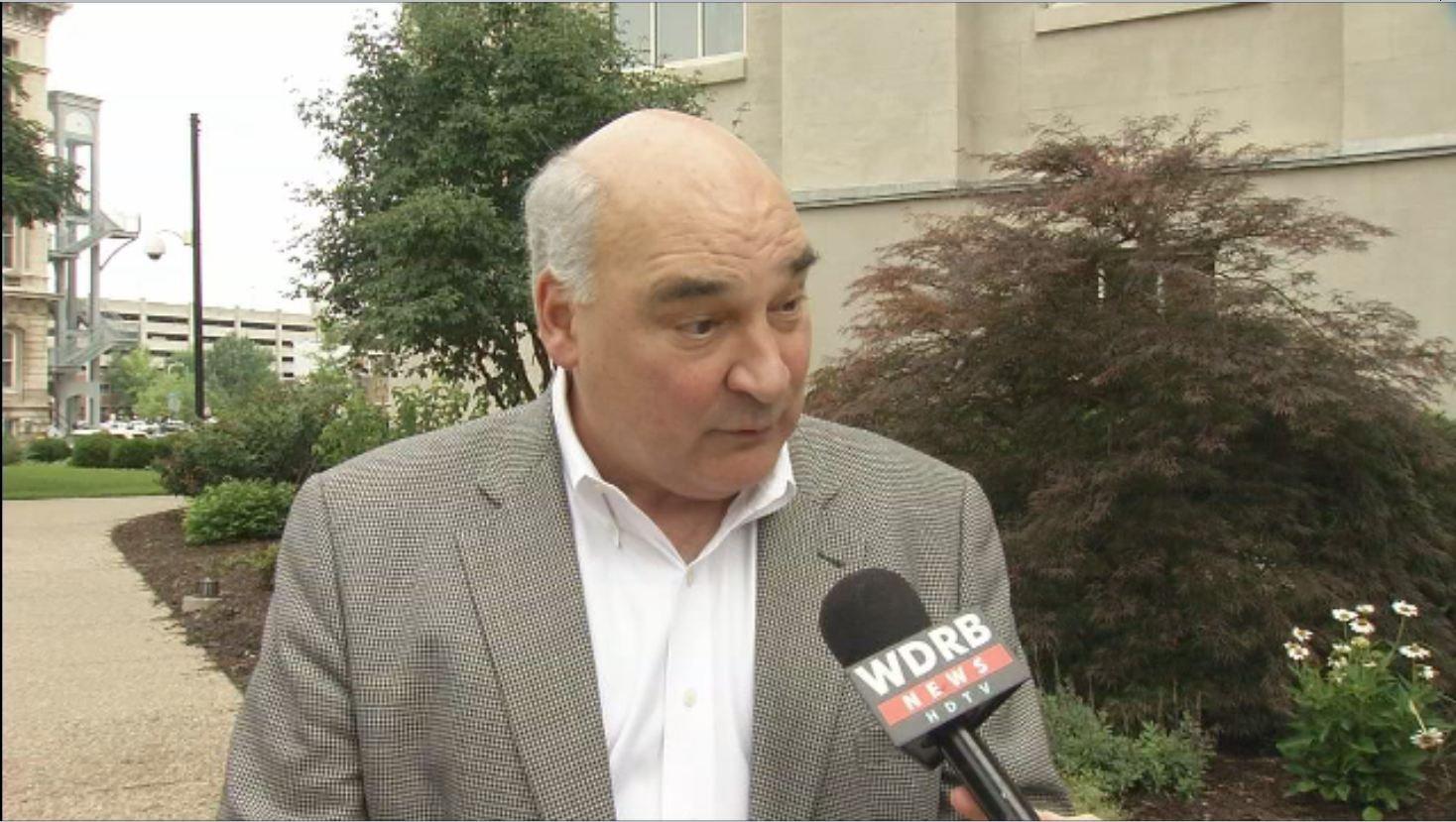 Kentucky Economic Development Secretary Larry Hayes