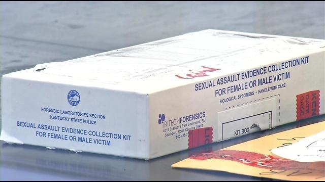 State officials say it's possible hundreds or thousands of sexual assault kits are going untested in Kentucky.