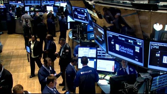 For three and a half hours today, people around the nation and the world held their breath while the New York Stock Exchange was shut down.