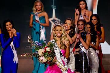 Miss USA is Miss Oklahoma Olivia Jordan