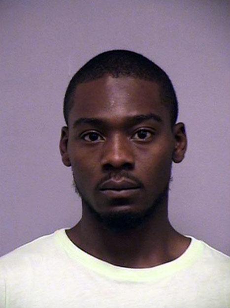 Terrell Gray (Source: Louisville Metro Corrections)