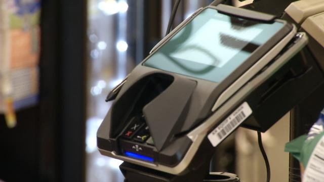 Banks are trying to get ahead of the problem with a new type of card that utilizes a smart chip technology.